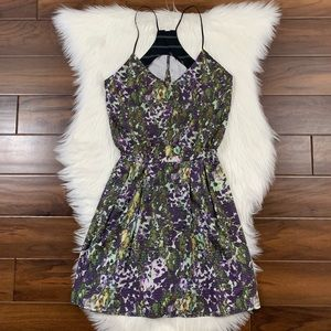 Lululemon Floral Sport Multi City Summer Dress